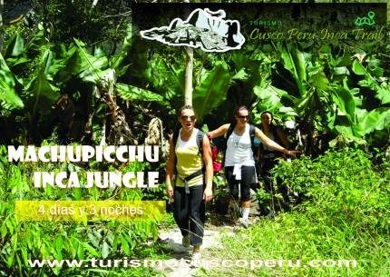 INKA JUNGLE 4D/3N